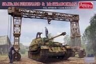 Amusing Hobby  1/35 Sd.Kfz 184 Ferdinand w/Strabokran - Pre-Order Item AUH35A030