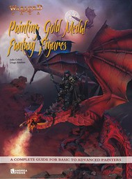 Painting Gold Medal Fantasy Figures DEEP-SALE #AEP8455