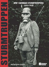Sturmtruppen - WWI German Stormtroopers (1914-1918) #AEP8516