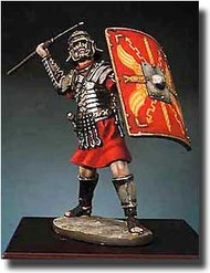 Andrea Miniatures  54mm Collection - Roman Legionary in Battle, 125AD AEASG-F23