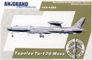 Anigrand Craftswork  1/144 Tupolev Tu-126 Moss AWACS ANIG4006