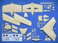 Anigrand Craftswork  1/144 Messerschmitt Me P.08-01 Flying-wing bomber target to New York ANIG4008