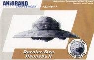 Anigrand Craftswork  1/144 Dornier-Stratospharen Haunebu II ANIG4011