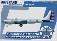 Anigrand Craftswork  1/144 Douglas XB-19 / XB-19A Hemi-sphere Defender ANIG4021
