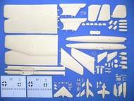 Anigrand Craftswork  1/144 Daimler-Benz Project-A Parasite bomber system ANIG4023