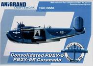 Anigrand Craftswork  1/144 Consolidated PB2Y-5/R Coronado ANIG4025