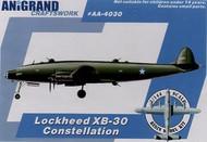 Anigrand Craftswork  1/144 Lockheed XB-30 Constellation ANIG4030