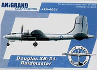 Anigrand Craftswork  1/144 Douglas XB-31 Raidmaster ANIG4031