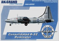 Anigrand Craftswork  1/144 Consolidated B-32 Dominator ANIG4032