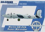 Anigrand Craftswork  1/144 Martin XB-33A Super Marauder ANIG4033
