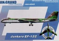 Anigrand Craftswork  1/144 Junkers EF 132 ANIG4045