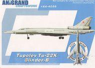 Anigrand Craftswork  1/144 Tupolev Tu-22K Blinder-B ANIG4056