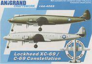 Anigrand Craftswork  1/144 Lockheed C-69 Constellation Troop transport 'Connie' ANIG4069