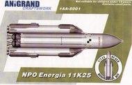Anigrand Craftswork  1/144 NPO Energia Rocket ANIG5001