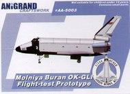 Anigrand Craftswork  1/144 Molniya Buran OK-GLI space shuttle ANIG5003