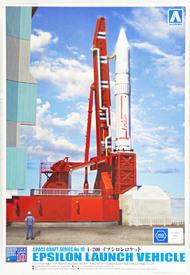 Aoshima  1/200 Epsilon Rocket & Launcher AOS10419