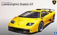 Aoshima  1/24 Lamborghini Diablo GT Sports Car (New Tool) AOS10501