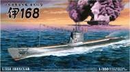 Aoshima  1/350 Ironclad I168 IJN Submarine AOS10648