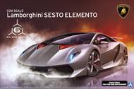 Aoshima  1/24 Lamborghini Sesto Elemento Car (Ltd Edition) AOS10747