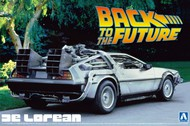 Aoshima  1/24 DeLorean Car Hook Type Back to the Future I AOS11850