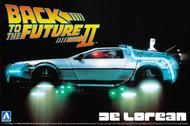 Aoshima  1/24 DeLorean Car Hover Type Back to the Future II AOS11867