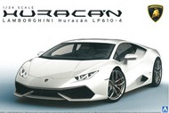 Aoshima  1/35 1/24 Lamborghini Huracan LP610-4 Sports Car AOS13762