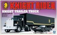 Knight Rider Tractor Trailer Truck #AOS30660