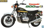 Aoshima  1/12 Kawasaki 900 Super4 Model Z1 Motorcycle AOS40980
