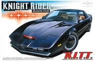 Aoshima  1/24 Knight Rider 2000 KITT Car from TV Show Season 4 - Pre-Order Item AOS41307