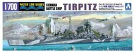 German Battleship Tirpitz Waterline #AOS46067
