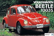 Aoshima  1/24 VW Beetle Model 1303S Car AOS47781