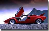 Aoshima  1/24 Lamborghini Countach 5000QV AOS48818
