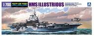 Aoshima  1/700 HMS Illustrious Aircraft Carrier Waterline AOS51047