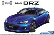 Aoshima  1/24 2012 Subaru BRZ 2-Door Car AOS51610