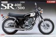 Aoshima  1/12 1996 Yamaha SR400/500 Motorcycle AOS51696