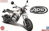 Aoshima  1/12 Honda Ape 50 Motorcycle AOS51702