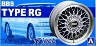 Aoshima  1/24 BBS RG 17 Tire & Wheel Set (4) AOS52402