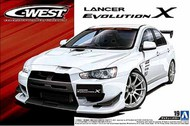 2007 Mitsubishi Lancer Evolution X 4-Door Car #AOS53201