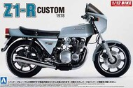 Aoshima  1/12 1978 Kawasaki Z1R Custom Motorcycle AOS53997