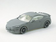 Aoshima  1/35 1/32 Toyota 86 (Subaru BRZ) Car (Snap Molded in White Peal) AOS54185