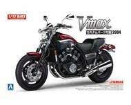 Aoshima  1/12 2004 Yamaha Vmax Motorcycle w/Custom Parts AOS54307