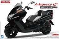 Aoshima  1/12 Yamaha Majesty C Scooter AOS54413