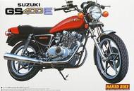 Aoshima  1/12 Suzuki GSX400E II 1981 Motorcycle AOS54574