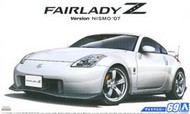 Aoshima  1/24 2007 Nissan Z33 Fairlady Z Version Nismo Car AOS55229