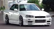 2001 Nissan Skyline ER34 4-Door Sedan #AOS55342
