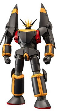 AIM for the Top Gunbuster Sci-Fi Figure (Snap) (New Tool) (DEC) #AOS56882