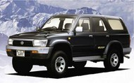 Aoshima  1/24 1991 Toyota Hilux SSR-X 4-Runner SUV - Pre-Order Item AOS56981