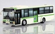 Aoshima  1/80 Mitsubishi Fuso Aero Star MP37 Osaka Metro Transit Bus AOS57254