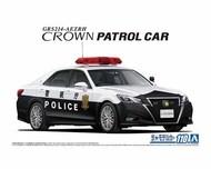2016 Toyota GRS214 Crown Police Car #AOS57520