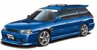 Aoshima  1/24 1993 Subaru Legacy BG5 Touring Wagon AOS58008